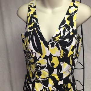 Nice Nine Wear dress size 6.  Fun and flirty
